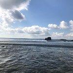 Photo de Magpupungko Beach