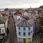 View from Caernarfon Castle