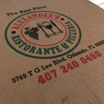 Bilde fra Alexander's Ristorante & Pizzeria