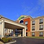 Foto de Holiday Inn Express East Greenbush (Albany - Skyline)