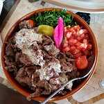 Byblos - Beef Shawarma