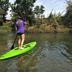 My daughter loved the Sup!