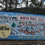 North Pole - Santa's Workshop