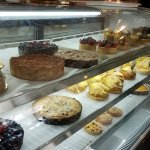 Cakes, tarts and quiches