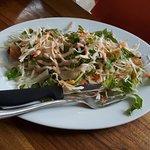lunch - ckn salad