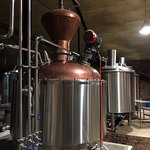 A day at the Brewery and Distillery