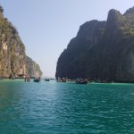 Photo of Maya Bay