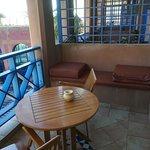 Room 159 balcony