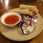 Spring Roll entree