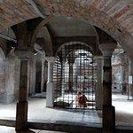 Nella cripta