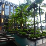Photo de Crowne Plaza Changi Airport