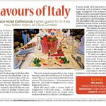 """Coverage of our Italian Restaurant """" Olive Garden"""""""