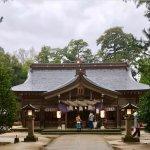 神社の御本殿