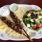Pharaohs Grill has amazing delicious food! Come try it!!!
