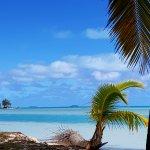 Photo of Aitutaki Lagoon