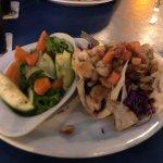 Fish tacos yum!