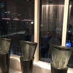 Men's Bathroom - View from the Urinals