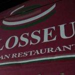 Foto de Colosseum Restaurant