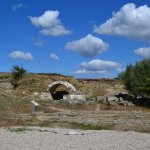 The ruins of Apollonia
