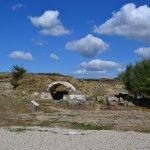 The ruins of Apollonia