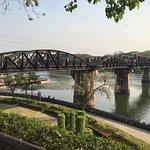 Fotografie: Bridge Over the River Kwai