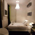 Espace sensoriel et chambre standard.