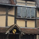 Photo of Shakespeare's Birthplace