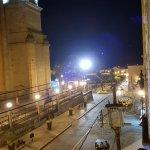 Uitzicht op het kathedraal.