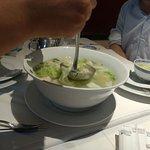 Sopa de wantung Macau