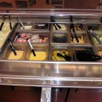 """Salad Bar (for """"side salad"""""""