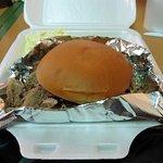 Pork Sandwich Platter