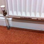 radiator rusted