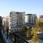 Adagio Paris Buttes Chaumont resmi