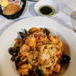 Seafood Pasta....best ever had!