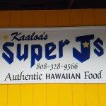 Ka'aloa's Super J's Foto