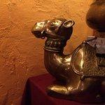 Camel decoration.