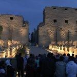 Luxor Sound and Light Show Foto
