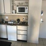 Decent kitchenette