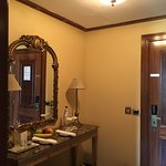 Foyer grand suite