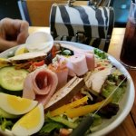The executive salad