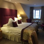 We absolutely loved our stay in the Ballygally Castle!