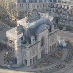 porte de Paris vue du beffroi