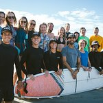 Absolutely the best technical surf instructors on the planet!