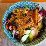 Healthy cuisine fuels energized surf sessions!