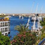 Busy at Aswan