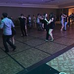 ballroom shot from my last night djing at the Sheraton