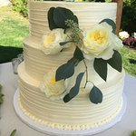 wedding cake summer 2017