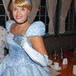 smiling Cinderella