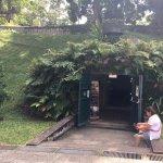 fort canning park entrée battle box