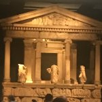 Nereid Monument, portion of Greek Temple taken from Xanthos by Charles Fellows.
